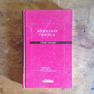 Antología Poética, De César Vallejo