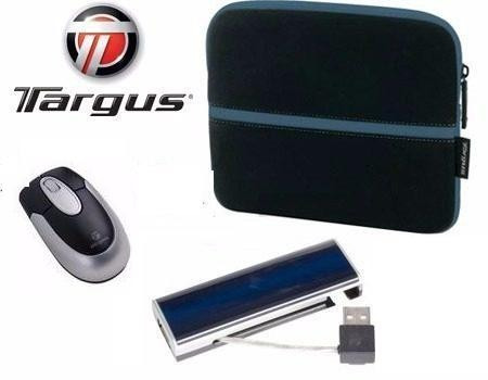 Kit Mini Lapto,tablet Targus Mouse, Hub, Estuche