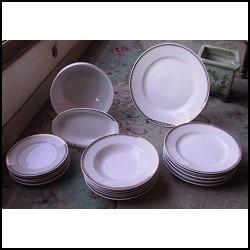 Vajilla Para 6 - Porcelana Alemana