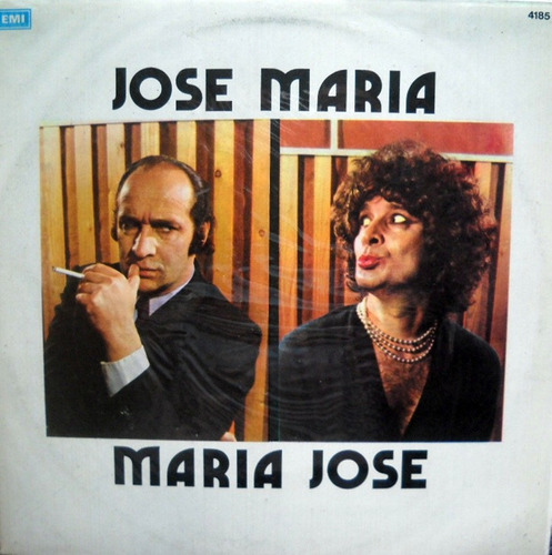 Jose Maria - Korneta - Lp Vinilo