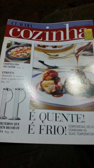 Revista Claudia Cozinha Número 444