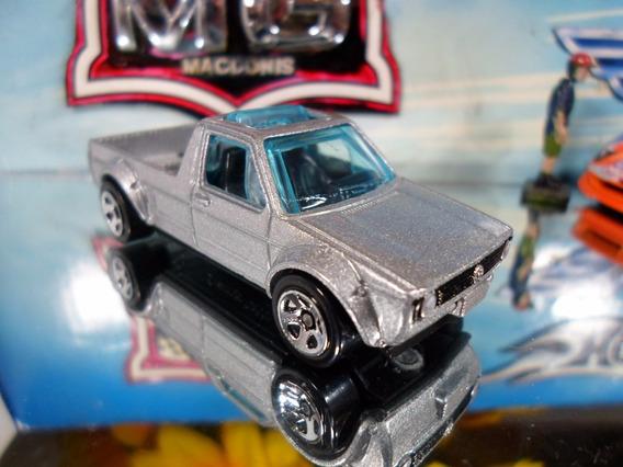 Hot Wheels Vw Pickup Volkswagen Caddy Prata 124/2015 Lacrado