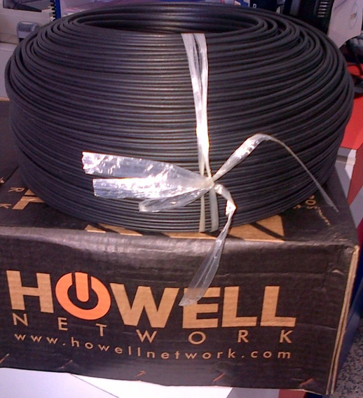 Cable Ramal Tipo F 1par Marca Howell Network