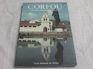 Corfou (historia,monumentos Y Museos) En Frances