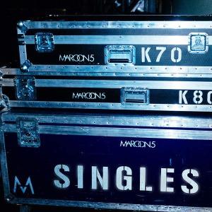 Cd Maroon 5 Singles Nuevo Sellado Open Music U-