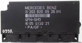 Modulo Mercedes C 230 -  202 820 09 26