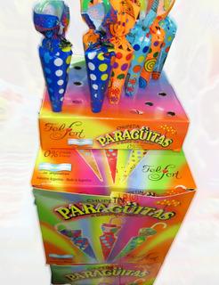 Paraguitas Chocolate Promo X 10un - Barata La Golosineria