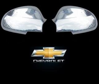 Retrovisores Cromados Para Para Chevrolet Optra