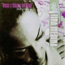 Cd - Trina Medina - Voces Y Música Del Alma - 2009