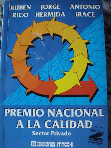 Premio Nacional A La Calidad