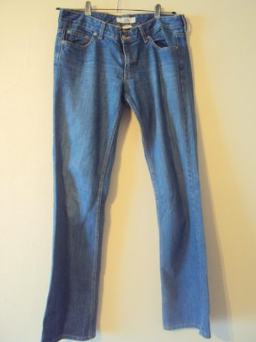 Pantalon Jean Armani Exchange Talle 8r Aprox. 40