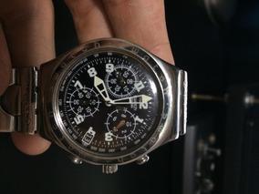 Relógio Suiço - Swatch Irony Original, Em Ótimo Estado