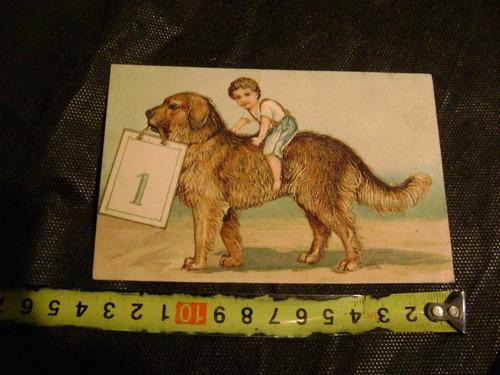 Tarjeta Postal  Año 1908 Antiguo(gran Cambalache)