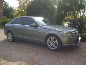 Mercedes Benz C200 Avantgarde Pack Plus 2009