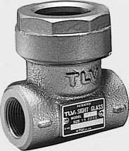 Visor De Flujo Tlv T8n De 3/4 Pulgadas Roscada