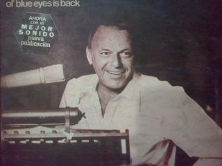 Frank Sinatra Lp Vinilo Han Vuelto Los Ojos A Dialogomusical