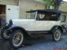 Ford T 1927 Restaurado Original.