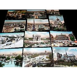 Antiguas Fotopostales De Paris 1930