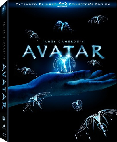 Avatar De J Cameron - Extended Collector's Edition Blu-ray