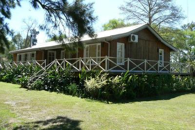 Alquilo Casa En El Delta Sobre Rio Arroyo Arroyón