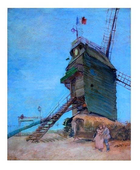 Arte & Decoración : Van Gogh, Vincent - Impresión Sobre Tela