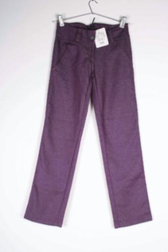 Pantalon Jean Chupin Chibel Elastizado Talle 12 Amplio