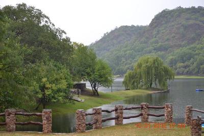 Cabañas Tila Henen Boca De Rio Traslasierra Cordoba Lago