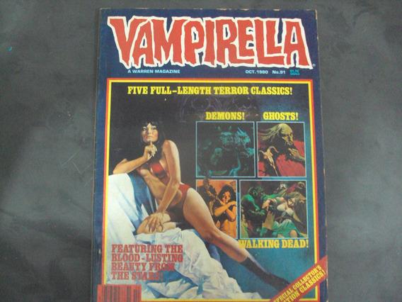 22 Revistas Importada Warren Magazine Vampirella