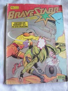 Brave Starr El Justiciero Cosmico