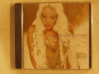 Cd Sarah Brightman Classics 2001 Anytime Anywhere La Plata