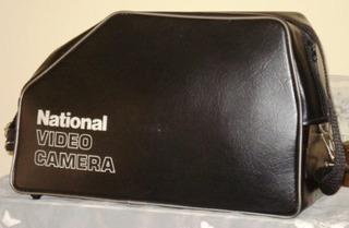 Legitimo Bolso National Panasonic Para Camaras Serie 9000