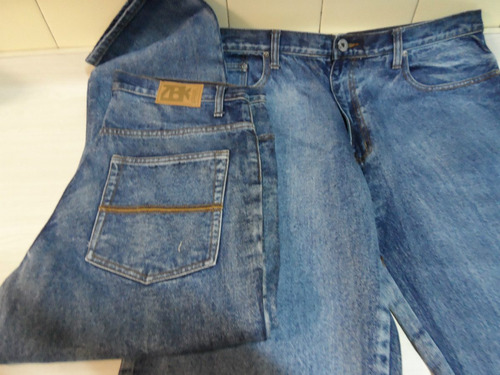 Jeans Hombre Importados Marca Zbk  Usa