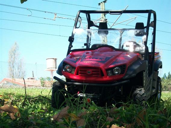 Utv Maxus Sandstar 700 4x4 Efi, 100 Km Sin Patentar