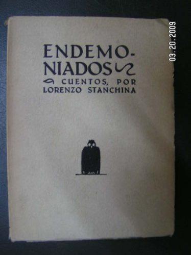 Endeniados - Lorenzo Estanchina - Año 1936 Firmado