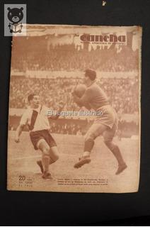 La Cancha Nro 748 Septiembre 1942 Revista Futbol Deportes
