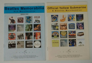 Beatles Revistas Memorabilia/official Yellow Submarine