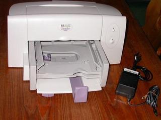 Impresora Hp Deskjet 695 - Para Repuestos. Sin Fuente