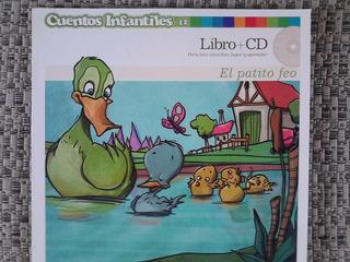Cuentos Infantiles . Libro+ Cd