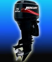 Mercury 75 Hp Elpto 0hs. 2020