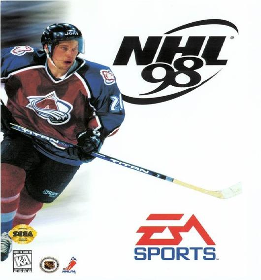 Game Pc Nhl 98 Ea Sports