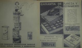 Antiguo Albun De Figuritas Nestle 1932 Maravillas Del Mundo
