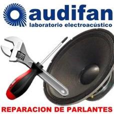 Reparacion Y Enconado De Parlantes, Drivers Y Tweeters