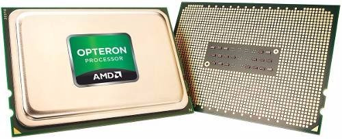 Amd Opteron 8 Core Cpu 6128 2.0ghz Os6128wkt8ego