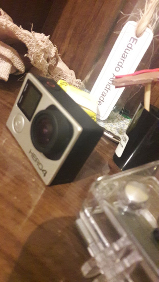 Câmera Fotográfica Gopro Heros4