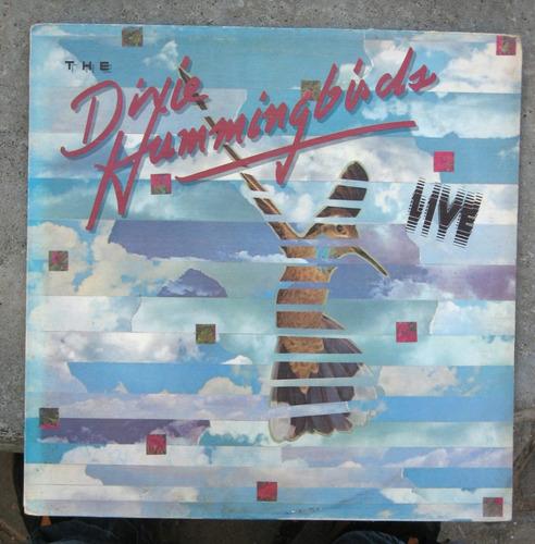 Live - The Dixie Hummingbirds - Lp Importado