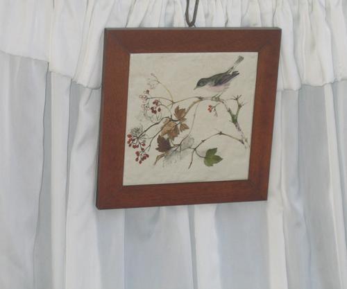 Cuadros Italianos Ideal Decoracion Cuadro Gallo Pájaro Rama