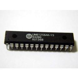 Um 61256 Um-61256 Um61256 Cmos Sram Cache 256k X 1 Bit