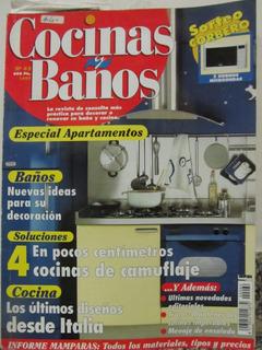 Libreriaweb Revista Cocinas Y Baños - N 62