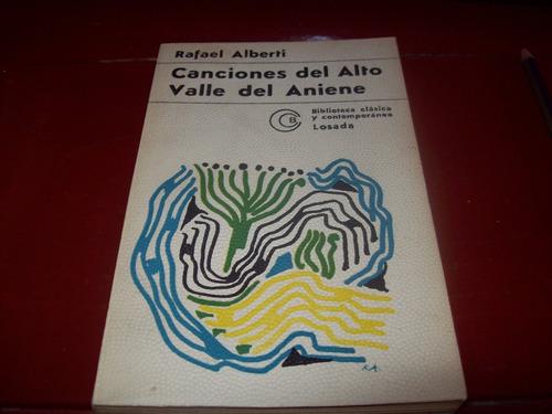 Canciones Del Alto Valle Del Aniene Por Rafael Alberti