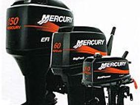 Motores Fuera De Borda Mercury Todas Las Potencias Desde